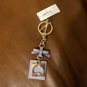 Kate Spade keychain/keyfob